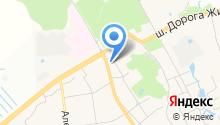 Станция по борьбе с болезнями животных Всеволожского района на карте