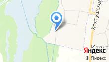 Гастроном на карте