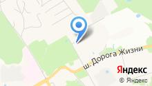 Российский государственный гуманитарный университет на карте