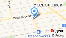 Cheslav на карте