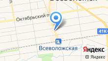 РосАл на карте