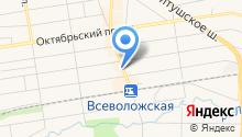 Общественная приемная депутата Законодательного собрания Дмитриевой Е.В. на карте