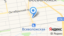 Русский Фонд Недвижимости Юго-Запад на карте