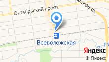 НЕВА-ЛОГИСТИК на карте