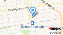 ЛекОптТорг на карте