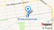 Булочная Ф. Вольчека на карте
