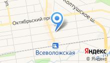 Муниципальная социальная аптека на карте