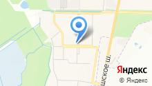Центр муниципальных услуг на карте