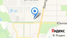 Норманн на карте