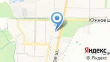 АЗС ПТК-Сервис на карте