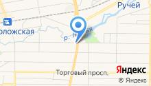Lafaette на карте