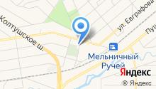 Мастерская автоэлектрики на карте
