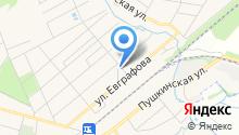 Энергосфера на карте