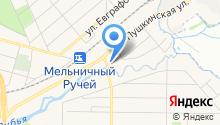 Почтовое отделение №642 на карте