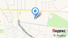 Румболово-Сити на карте