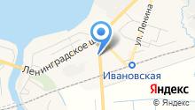 Рето-базар на карте
