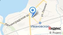 Отрадненская городская библиотека на карте