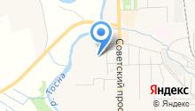 Никольская специальная (коррекционная) общеобразовательная школа-интернат на карте