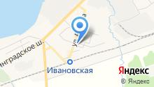 Православный храм Святого Иоанна Милостивого на карте