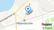 Магазин мобильных телефонов, электроники и игрушек на карте