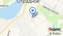 Stream на карте