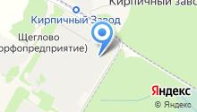 Форд Мотор Компани, ЗАО на карте