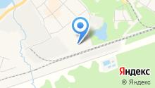 Невастрой, ПЖСК на карте