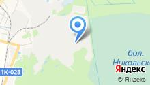 Андакор на карте