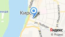 Магазин мягкой мебели на ул. Победы на карте