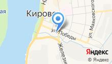 Мясная лавка на ул. Победы на карте