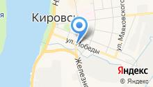 Путиловский хлеб на карте