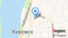 Lafbay на карте