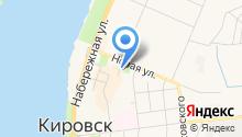 Нотариусы Индирбаев С.Р. и Коннова Т.Г. на карте
