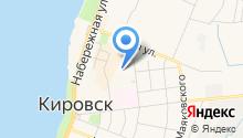 Леноблпожспас, ГКУ на карте