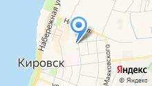 Кировская специальная (коррекционная) школа-интернат на карте