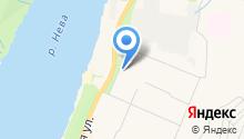 Магазин детской одежды на Набережной на карте