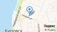 Нотариус Макарова Т.В. на карте