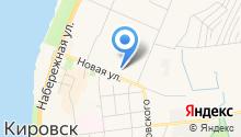 Управление Федерального казначейства по Ленинградской области на карте