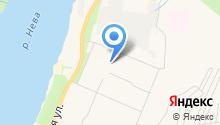 Мясной двор на карте