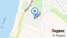 ЛАДОГА-ЭНЕРГО на карте