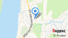 Кировский центр занятости населения на карте