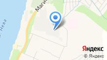 Автомойка на Северной (Кировский район) на карте