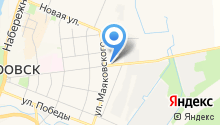 Отдел МВД Кировского района Ленинградской области на карте