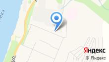 Магазин товаров для сада на Северной на карте