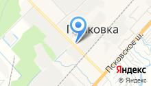 Автосервис по ремонту автостекол на Индустриальной на карте