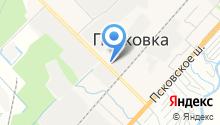 Новгородсельстрой на карте