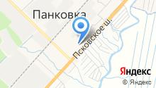 VNK сервис на карте