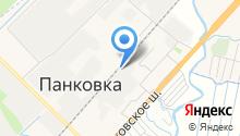 АНТАРЕС на карте