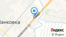 Ежик на карте