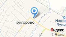 Администрация Григоровского сельского поселения на карте